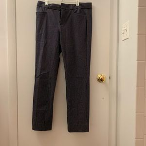 Jackson fit BRF pin stripped pants